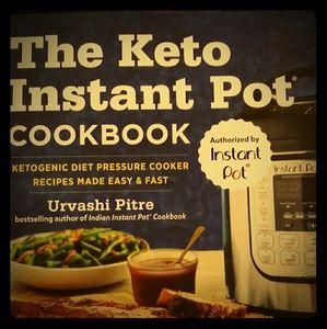 Insta Pot Keto Cookbook